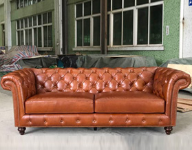 Amazonica-Cognac-Chesterfield-Sofa