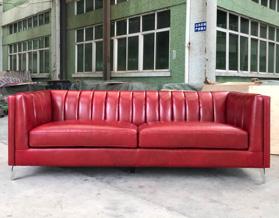 Amazonica-Red-Sofa